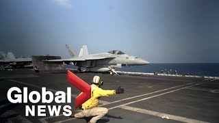 How close to all-out war are the United States and Iran?
