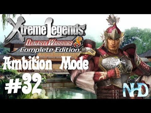 Dynasty Warriors 8 XLCE [PC] (Ambition Mode pt32 - Taishi Ci) United Leader