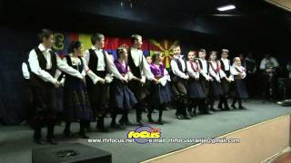 RTV focus VRanje   Vece folklora decjih ansambla  04032016