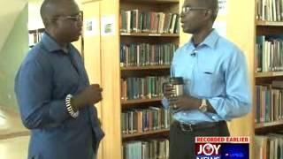 Patrick Awuah - Personality Profile Friday on Joy News (29-11-13)