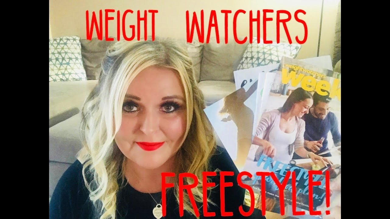 new weight watchers freestyle program explained 2018 youtube. Black Bedroom Furniture Sets. Home Design Ideas