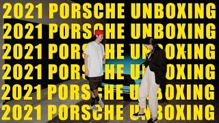 2021 PORSCHE UNBOXING - 포르쉐 언박…
