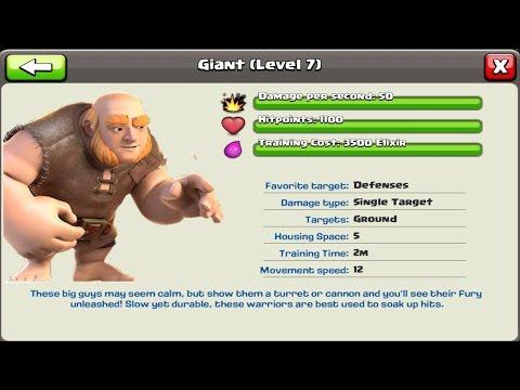 BUYING LVL 7 GIANT!! New Xmas Update