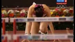 Алина Талай 8.11 - 60 м с/б - 2 забег - Русская зима 2014