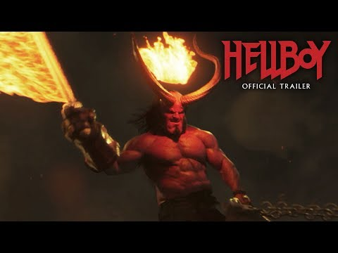 Hellboy Trailer: Demon Fends Off Demons In Latest Red Band and Green Band Clips