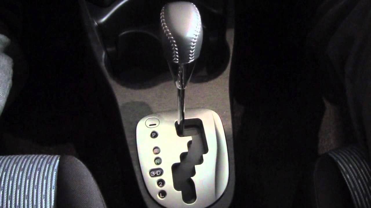 2012 | Toyota | Yaris | Shift Lever Positions | How To By Toyota City