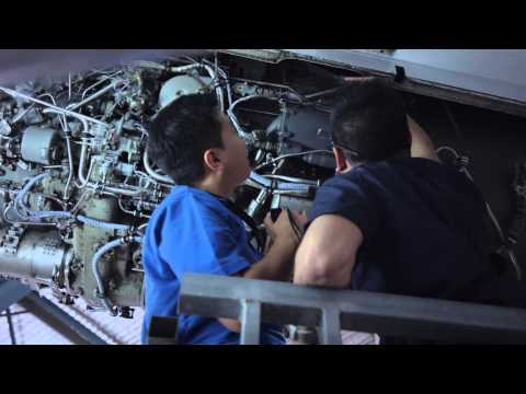 Aircraft Maintenance Engineering Training with Aviation Australia