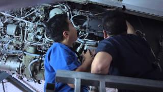Aircraft Maintenance Engineering Training with Aviation Australia