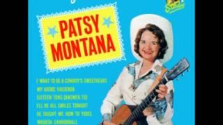 Patsy Montana [w/ Waylon Jennings] - Yodeling Ghost 1964 Starday