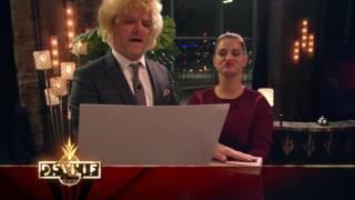 Studiogast Milo Rau inszeniert Vereidigung von Donald Trump - #deville