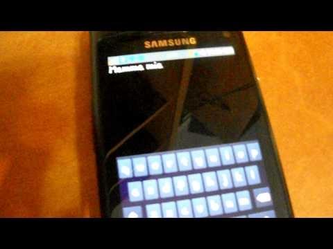 Type While Walking Sms Camera Samsung Bada gratisvero.altervista.org