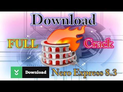สอนโหลดโปรเเกรม Nero Express8.3 Full crack