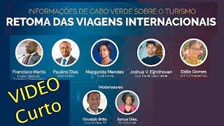 Resumo Do Video Retoma Das Viagens Para Cabo Verde