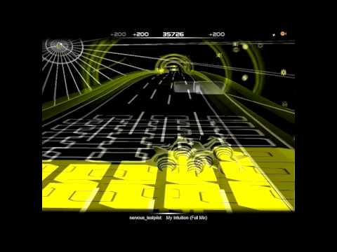 Nervous Testpilot - My Intuition - Audiosurf