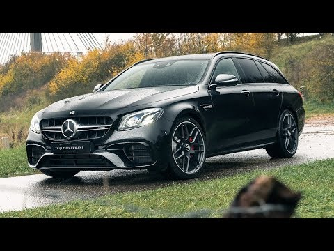 63 Power Wagon >> 2018 Mercedes-AMG E63 S Estate REVIEW - YouTube