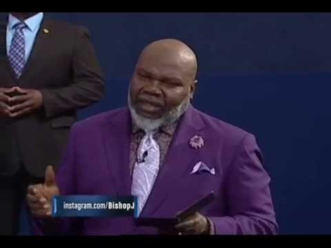 Download TD Jakes Sermons: Removing the Barriers to Destiny