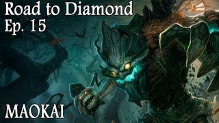 RANKED | Road to Diamond | Ep 15 | Maokai