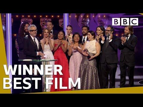 Roma wins Best Film BAFTA 2019 🏆- BBC
