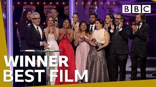 Roma wins Best Film BAFTA 2019 🏆- BBC