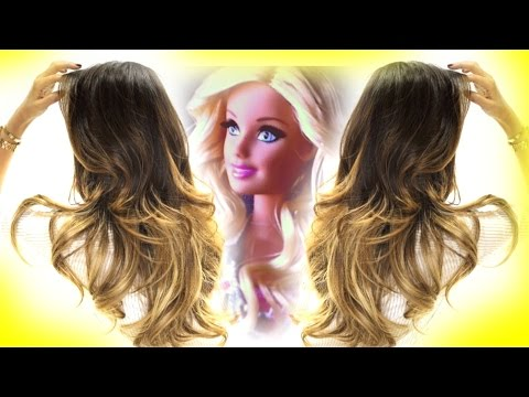 ★-barbie-curls-|-how-to-curl-hard-to-curl-hair-|-hairstyles