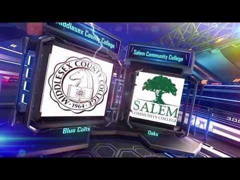 Middlesex County College Basketball vs Salem Community College November 12, 2019