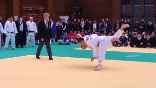 JAPANESE HIGH SCHOOL JUDO 高校生柔道