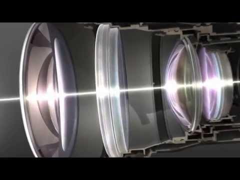 Canon - Fluorite Lenses The Ultimate High Performance Lenses
