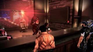 Mass Effect 3 Citadel DLC: This is A MAN EMERGENCY!!!