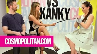 Is This the 'Fifty Shades of Grey' Cast? | Cosmo's Sexy Vs. Skanky
