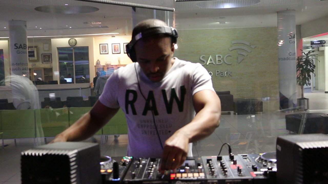 The Naked DJ - YouTube