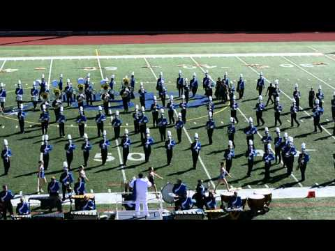 LVC Marching Band Allentown 2016