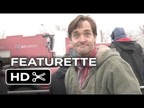 Nebraska Movie Featurette #1 (2013) - Will Forte, Bruce Dern