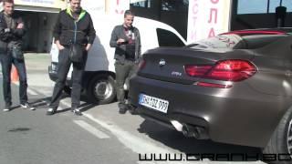 BMW M6 GranCoupe Akrapovic