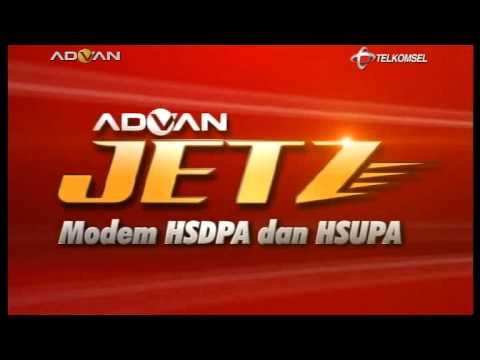 TVC Advan Jetz Modem
