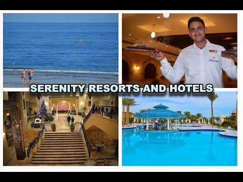 Serenity Makadi Beach & Fun City Hotels & Resorts, Bay Hurghada Egypt