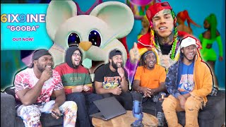 6IX9INE- GOOBA (Official Music Video) REACTION/REVIEW