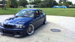 My First Car Video E46 Sedan