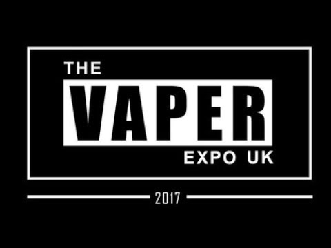 The Vaper Expo UK 2017 - The Return - Vlog - Birmingham - NE