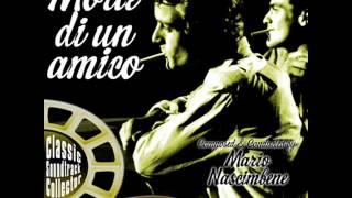 Furto e fuga dopo il colpo - Morte di un amico (OST) [1959]