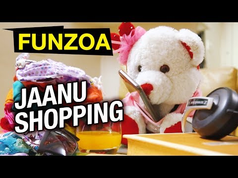 FUNZOA VINE 11 |JAANU SHOPPING KARA DO - Funny Girl Boy Love Talks | Mimi Teddy Bojo Teddy |