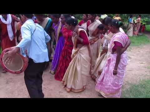 Kurukh tribe's dance and song