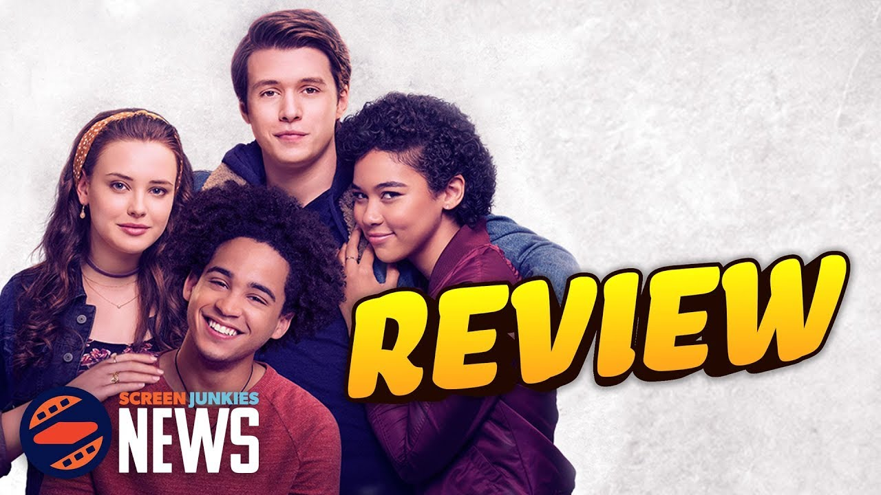 Love, Simon - Review! - YouTube