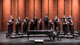 UTB Chamber Singers - O Bella Fusa / Monsieur l'Abbé / Un Jour Vis Un Foulon