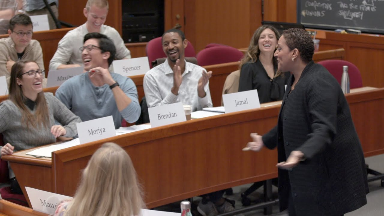 Download Take a Seat in the Harvard MBA Case Classroom