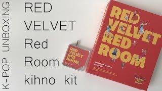 Baixar Red Velvet Red Room Kihno Concert | Unboxing + Tutorial