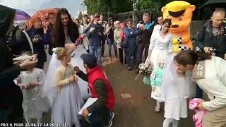 LIVE: Марафон невест в Ижевске: забег