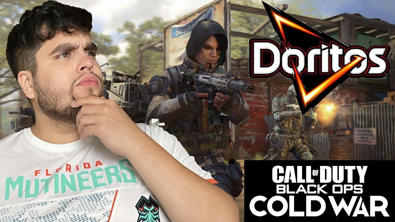 Call Of Duty Black Ops Cold War Official Reveal By A Doritos