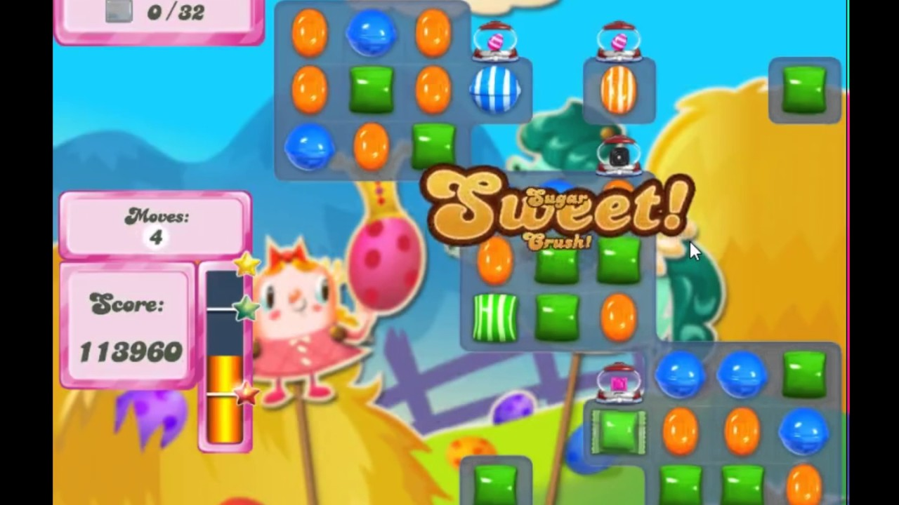 Candy crush 2437