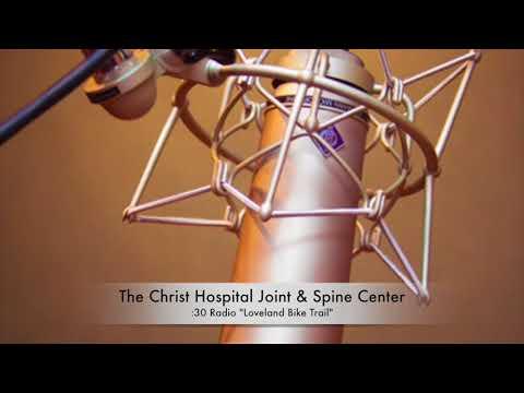 """The Christ Hospital Joint & Spine Center :30 Radio """"Loveland Bike Trail"""""""