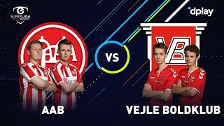 eSuperligaen - runde 11: AaB-Vejle Boldklub 2-1